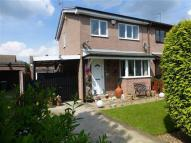 semi detached house to rent in Gateford Drive, Worksop
