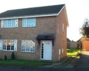 2 bed semi detached house to rent in Lodge Hill Drive...