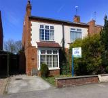 semi detached home in Carlton Road, Worksop