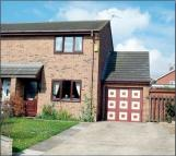 2 bedroom semi detached property in Ribblesdale, Worksop