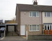 semi detached home to rent in The Oval, North Anston...