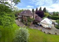 Detached home in Shootersway Lane...
