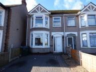 semi detached house in Sewall Highway...