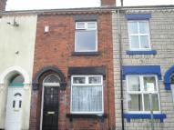 Terraced property in Mountford Street...