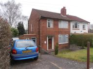 semi detached house in Hereford Avenue, Clayton...