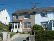 semi detached home in Goodwick