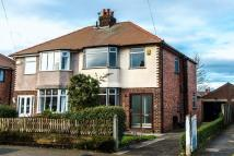3 bedroom semi detached property for sale in Highfield Road, Ormskirk