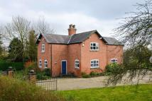 Detached house in South Road, Bretherton