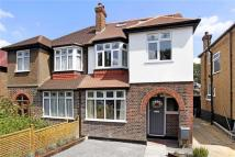 semi detached home to rent in Fairlie Gardens, London...