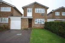 Detached home to rent in Benson Close, Luton