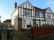3 bedroom semi detached home to rent in Claremont Road...