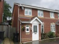 3 bedroom semi detached home in The Crossways...