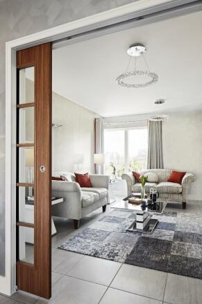 Showhouse Livingroom