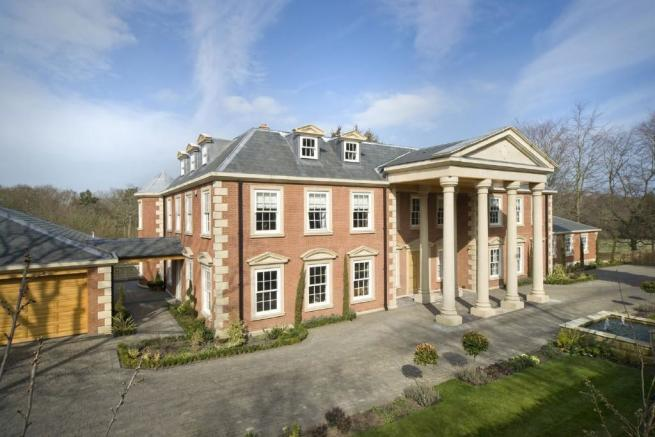 New Build House For Sale In Gosforth