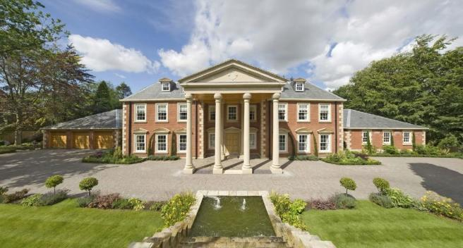 7 bedroom detached house for sale in runnymede mansion 66