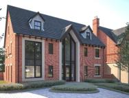 new home in Plot 6, The Lambley...