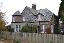 Detached house in The Wynding, Beadnell...