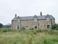 Detached home in Holy Island, TD15