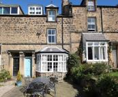 Terraced home for sale in Garden Terrace, Alnmouth...