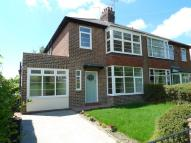 3 bedroom semi detached house for sale in Grange Road, Stamfordham...