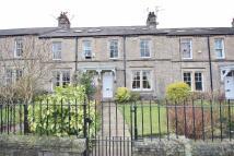 Terraced property in Stephenson Terrace...