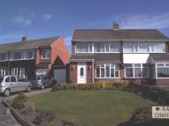 semi detached house in Rayleigh Drive, Wideopen...
