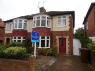 3 bedroom semi detached house in Kensington Avenue...