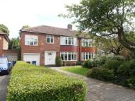 4 bedroom semi detached house in Burnside Road...