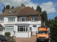 semi detached house to rent in Nevill Avenue, Hove