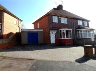 Barbara Road semi detached house to rent