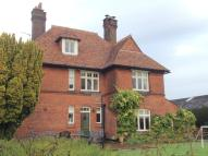 Detached property in Hunsdon Road...