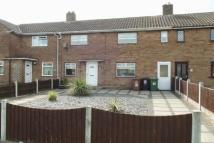 semi detached house in Warren Place, Walsall