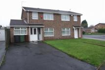 semi detached house to rent in Stubbington Close...