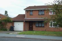 2 bedroom semi detached house in Hawkswell Drive...