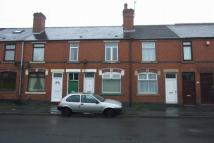Terraced property in Burton Road, Dudley
