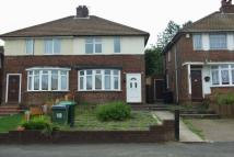 Elm Terrace semi detached property to rent