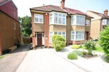 3 bed semi detached house in Windmill Gardens...