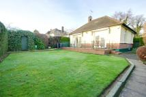 2 bed Detached Bungalow in Clay Hill, Enfield, EN2