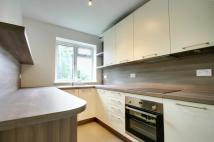 Flat to rent in Canford Close...