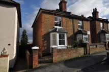 2 bed semi detached property in Denzil Road, Guildford