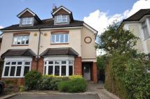 5 bedroom semi detached house for sale in Stoke Road, Guildford