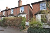 semi detached house in Walnut Tree Close...
