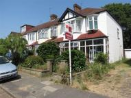 4 bed End of Terrace house in Oakway, Raynes Park...