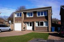 Detached home in Brownhill Close...