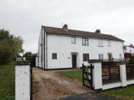 semi detached house for sale in Cropwell Butler Road...