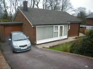 Bungalow in Parkwood Drive...