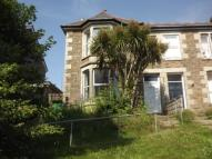 4 bed semi detached house in Clinton Road, Redruth...