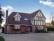 4 bed Detached house for sale in Salisbury Road...