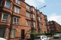 2 bedroom Flat in Cartvale Road, Langside...