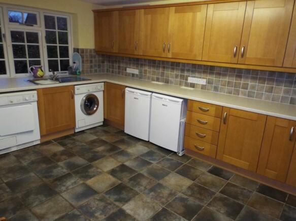 2nd Kitchen/Utility